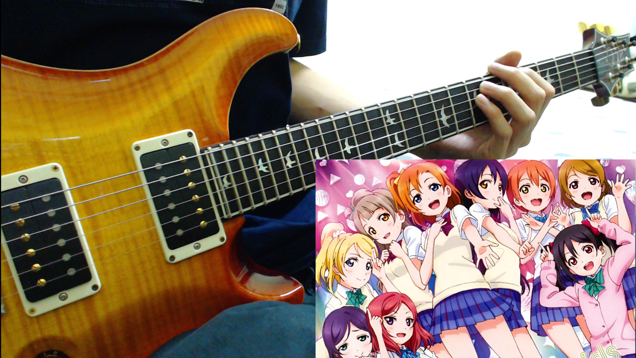 【电吉他】No Brand Girls Tv Size Cover【Я.S】.jpg